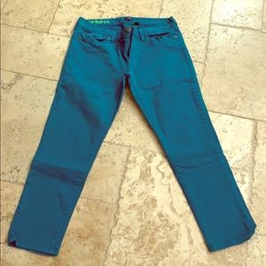 J. crew toothpick jeans great condition